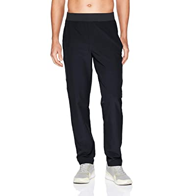 Brand - Peak Velocity Men's All Day Comfort Stretch Woven Athletic-Fit Pant: Clothing