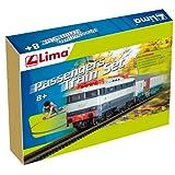 Lima Junior HL1051 Set Treno Passeggeri con locomotiva E.444
