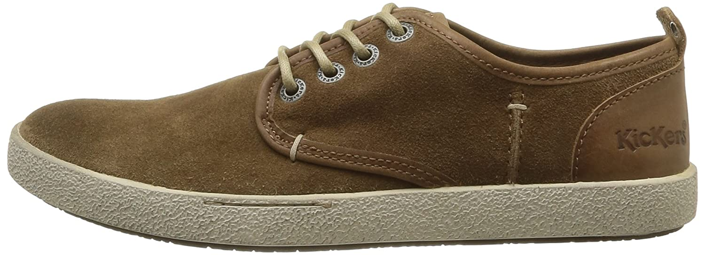 Kickers Koolmax - Zapatillas para hombre, color Camel, talla 40