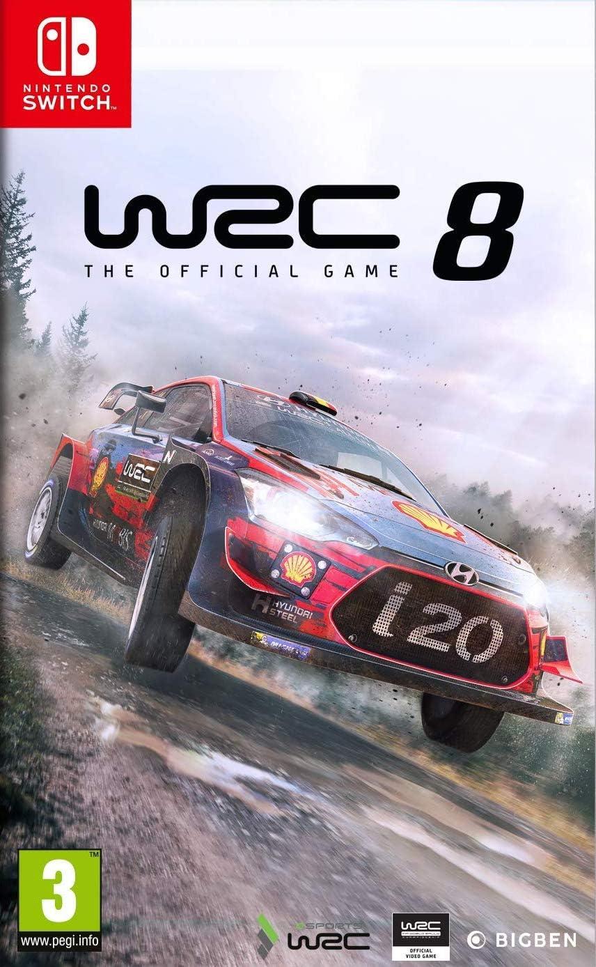 World Rally Championship 8 (WRC 8) Versión española: Amazon.es ...