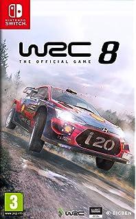 WRC 8 - Nintendo Switch [Importación inglesa]: Amazon.es: Videojuegos