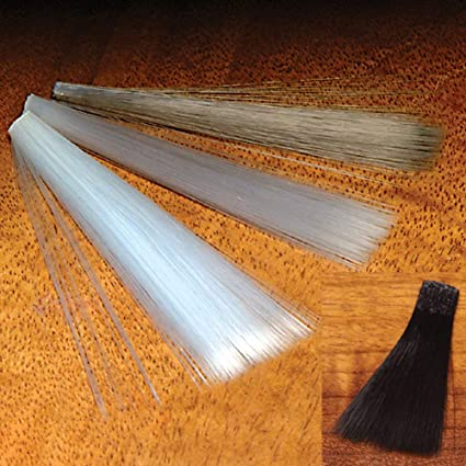 Fly Tying Hareline Mayfly Tails White
