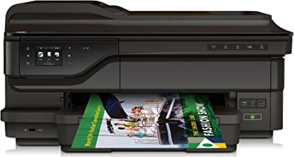HP OfficeJet 7612 Wide Format All-in-One Printer with Wireless & Mobile Printing, HP Instant Ink & Amazon Dash Replenishment Ready (G1X85A)