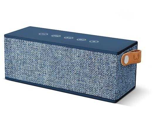 81 opinioni per Fresh 'N Rebel Rockbox Brick Fabriq Edition, Altoparlante, Blu (Indigo)