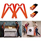 Kingmax Moving Straps, 2-Person Lifting and Moving System - Easily Move, Lift, Carry Furniture, Appliances, Mattresses, Heavy