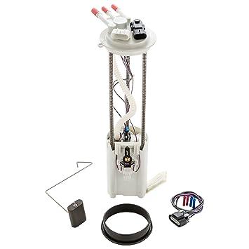 fuel pump w sensor for 2000 2001 2002 2003 2004 chevy chevrolet gmc silverado sierra pickup 4 3l 4 8l 5 3l 6 0l 8 1l fits 19153711 e3500m  fuel system diagram for a 2001 gmc 1500 43l #5