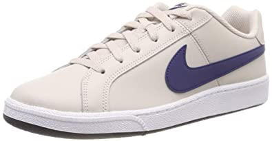 quality design c6005 e030d Nike Court Royale, Chaussures de Fitness Homme, Multicolore (Desert  Sand Blue Void