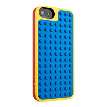 info for e0831 42a23 Belkin F8W283TTC00 LEGO Case/Shield for iPhone 5 and 5S (Yellow/Red)