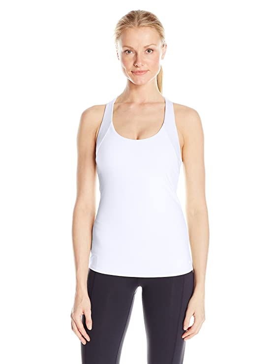 301ed25177444 Alo Yoga Women s Glance Bra Tank at Amazon Women s Clothing store