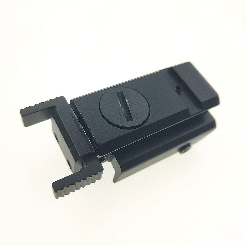 Suphunter Port/ée Rouge De Laser De Point De Faisceau pour Le B/âti Standard De Weaver//Armes De Poing De Pistolets De Fusil