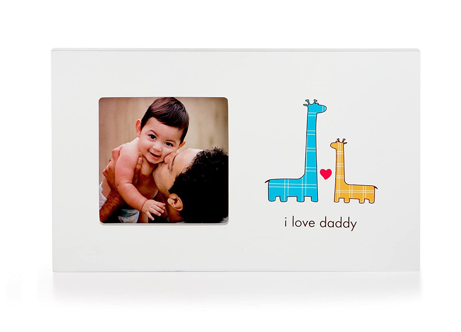 Amazon.com : Pearhead Photo Frame, I Love Daddy (Discontinued by ...
