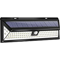 Usunlight 102-LED Solar Motion Sensor Light with 270Wide Angle