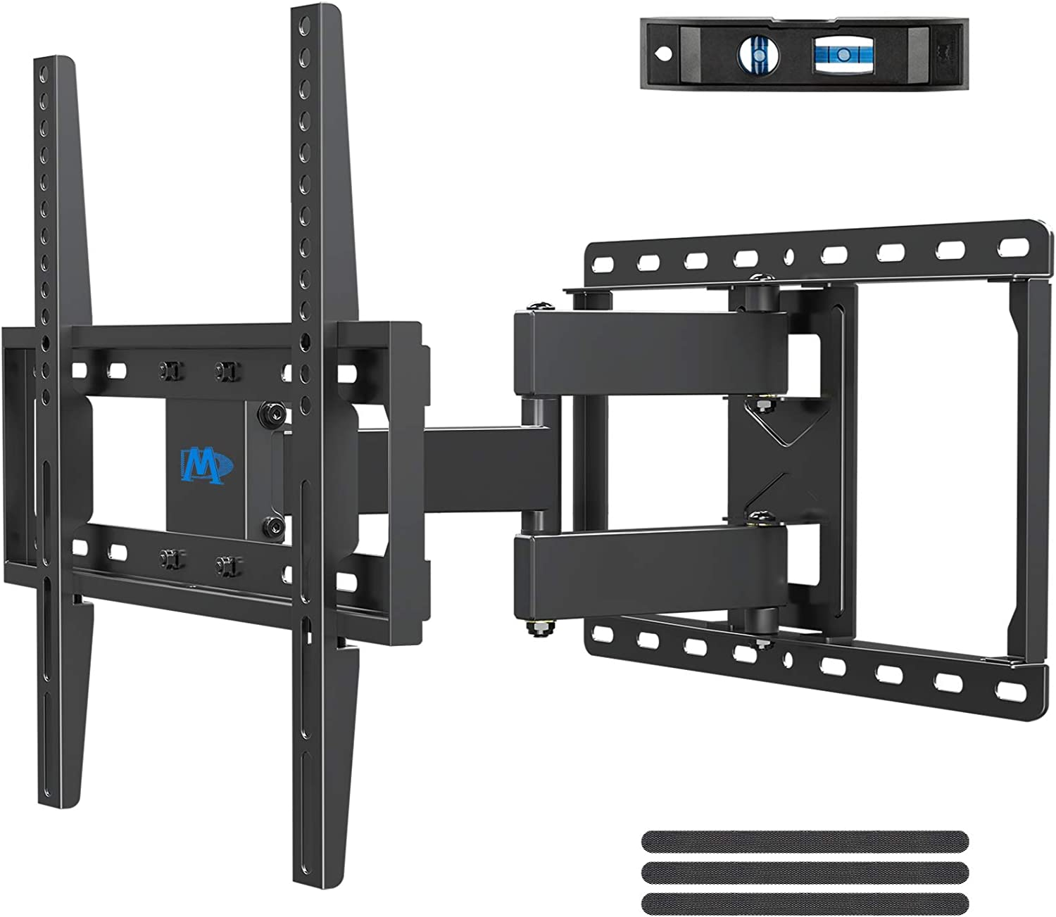 Amazon Com Mounting Dream Tv Wall Mount Bracket Full Motion With Articulating Arm Tv Bracket For Most 26 55 Inch Led Lcd Flat Screen Tv Mount Up To Vesa 400 X 400 Mm And