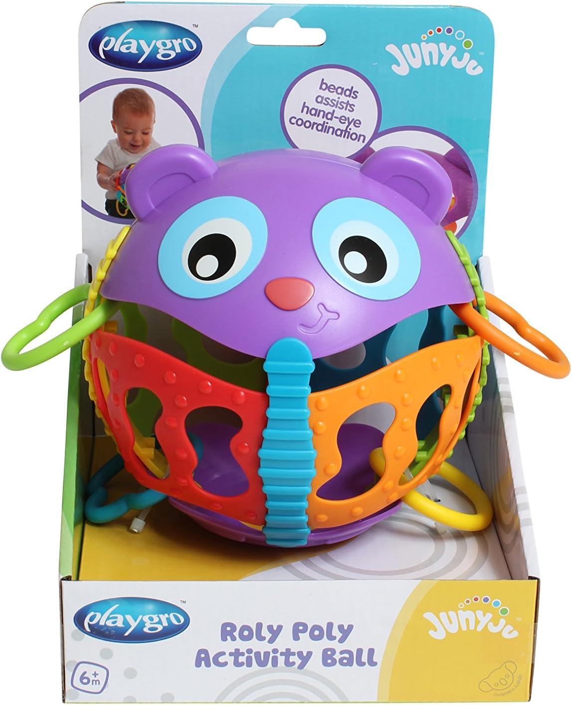 Playgro - Pelota de Actividades: Roly Poly (4085489): Amazon.es ...