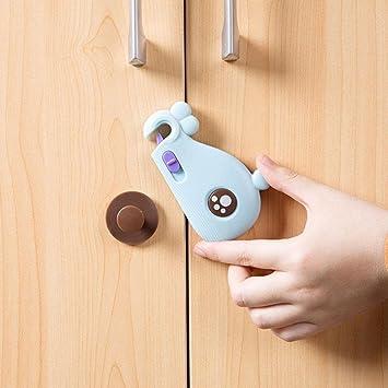Amazon.com : Child Safety Locks Cupboard, Aolvo Kitchen ...