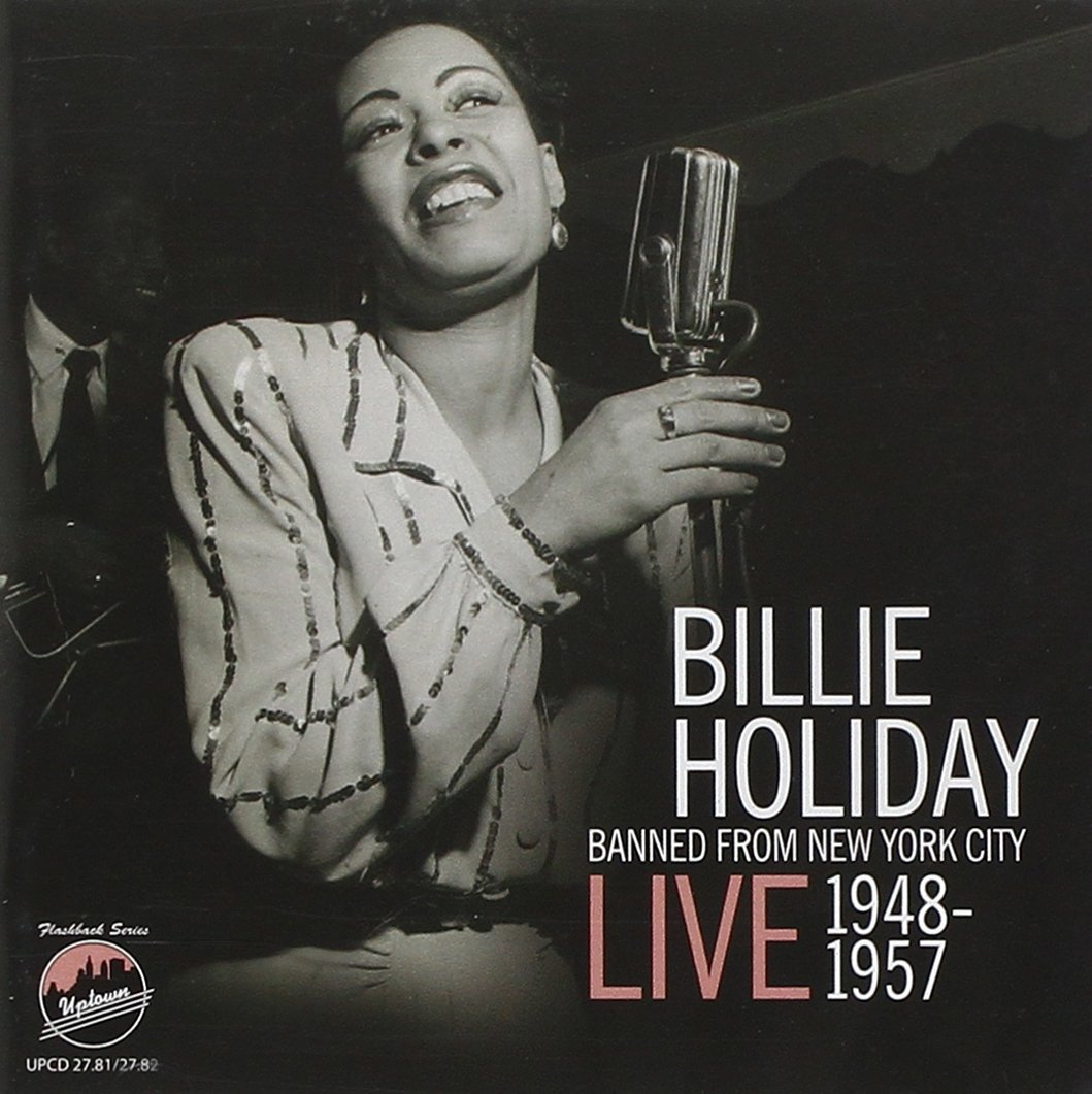Banned From New York City - Live 1948-1957 by Uptown Jazz