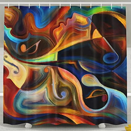 amazon com xswu inner melody series abstract design made of