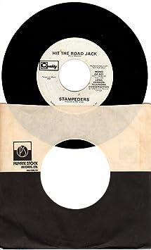 Stampeders, Wolfman Jack - Stampeders: Hit the Road Jack (Long Mono