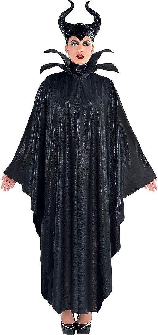 SUIT YOURSELF Disfraz de Maléfica para Mujer, Maléfica, Talla Grande, Incluye Accesorios: Amazon.es: Ropa y accesorios