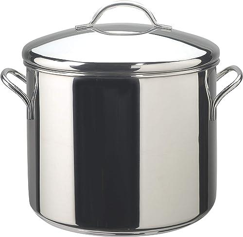 Farberware 50008 Classic Stainless Steel Stock Pot
