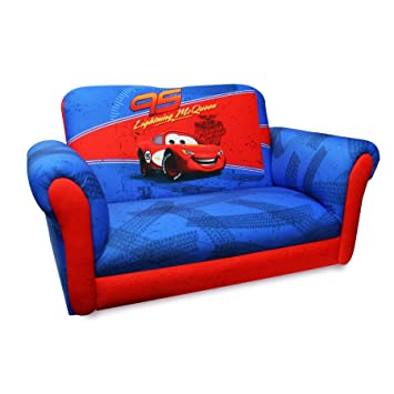 Disney Rocking Sofa, Cars 95 Rookie of The Year