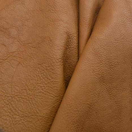 Amazon.com: Branded Leather Chap Cow Side Hide Camel 20.1 Square Foot 3 oz Grainy-12: The Leather Guy of MN