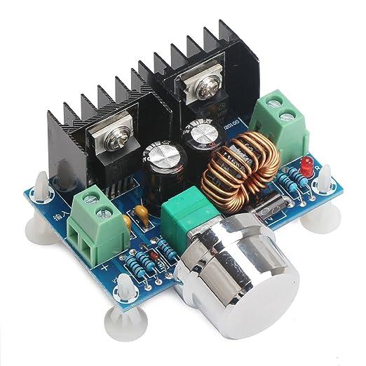 32 opinioni per DROK® DC Buck Converter regolatore di tensione, DC 4-40V per 1.25-36V 8A Step