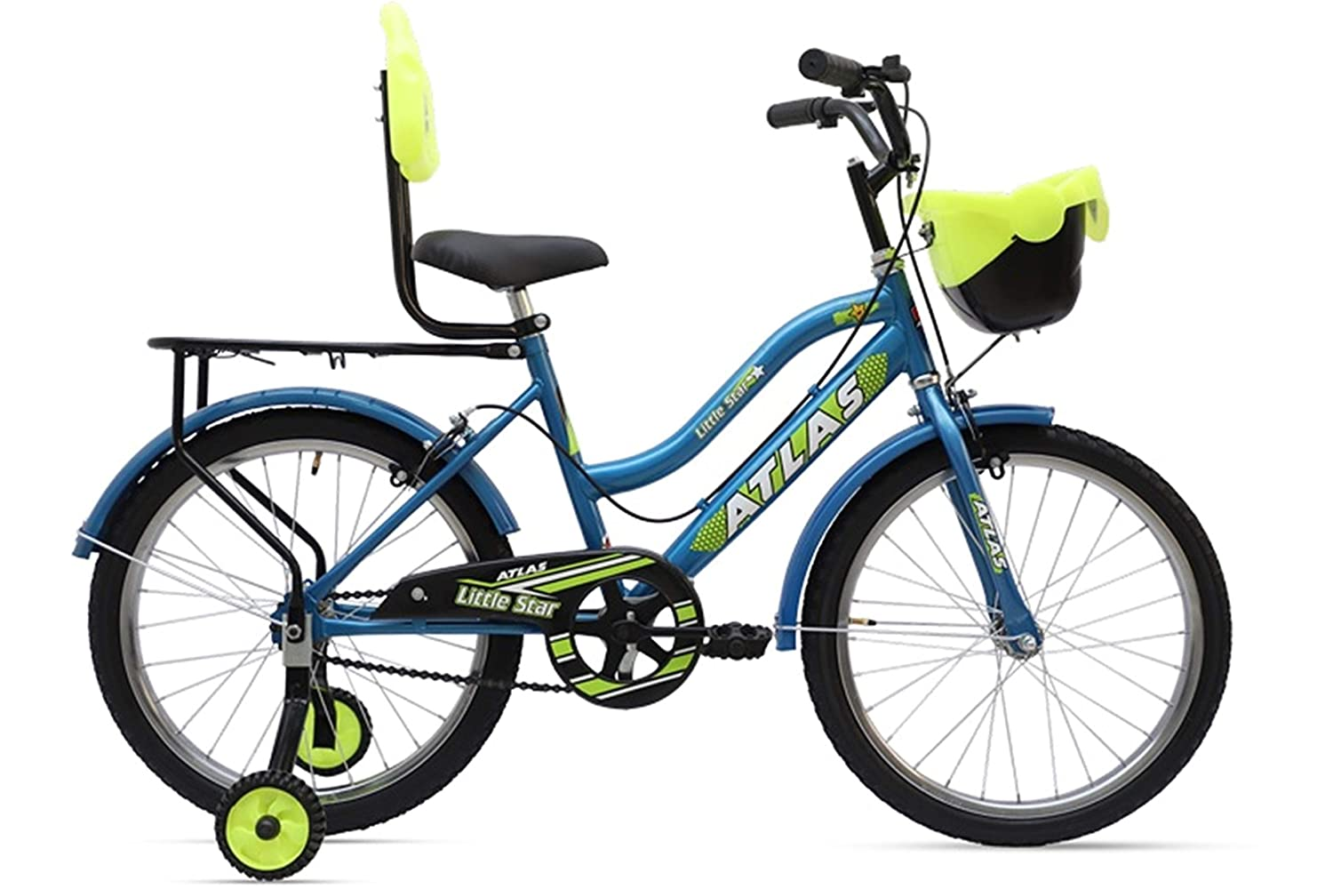 eff18948f06 Buy Atlas Little Star Kids Bicycle 20T Online at Low Prices in India -  Amazon.in