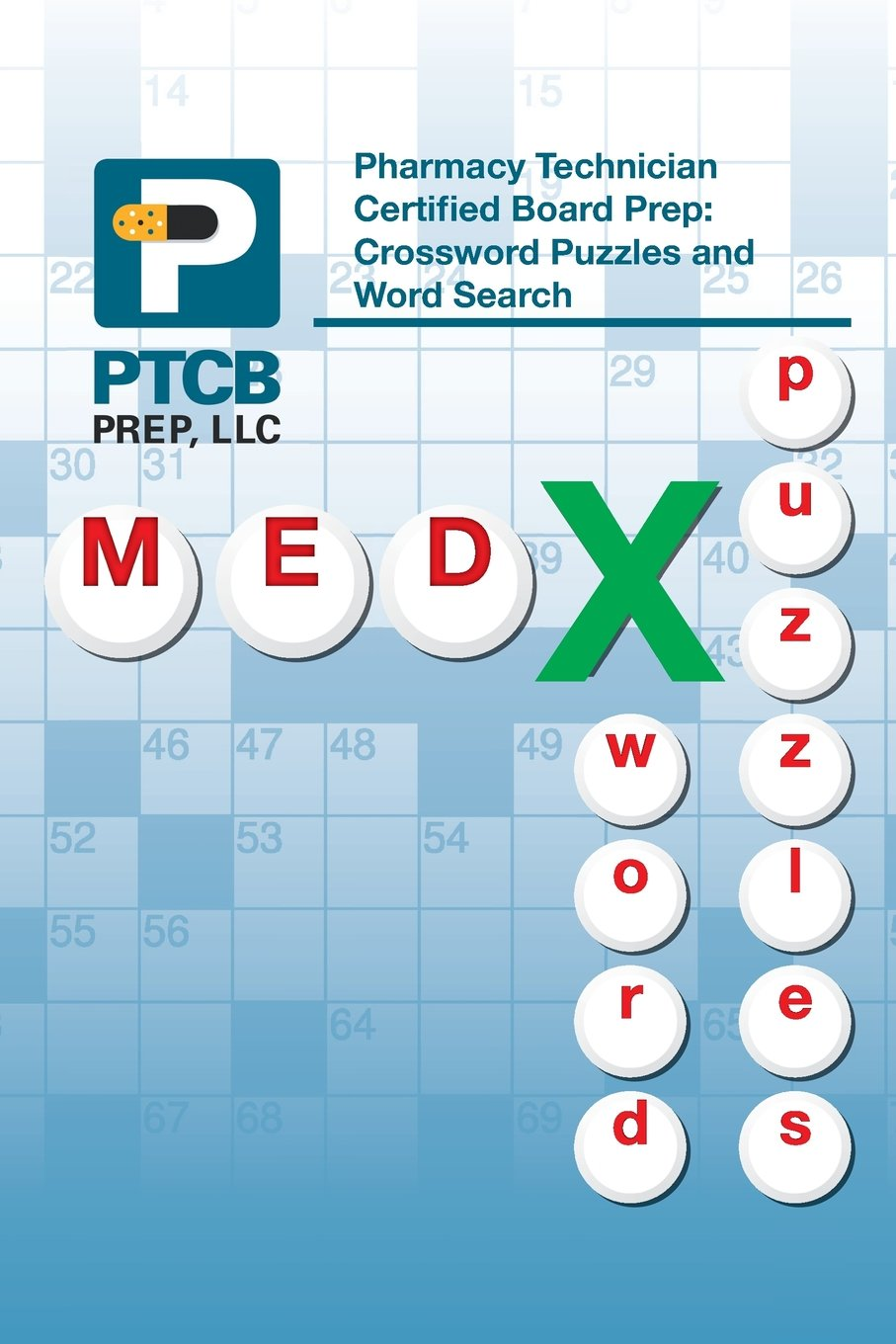 Pharmacy technician certified board prep crossword puzzles and pharmacy technician certified board prep crossword puzzles and word search anne lauren nguyen 9781493101566 amazon books xflitez Choice Image