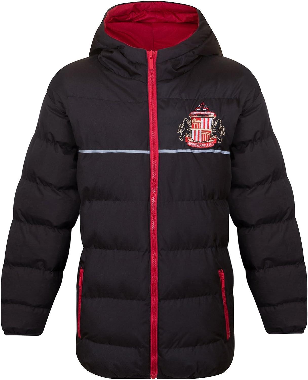 Sunderland AFC Officiel Doudoune matelassée thème Football