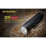 NITECORE srt9–2150Lumen, rouge, bleu, vert et éclairage UV