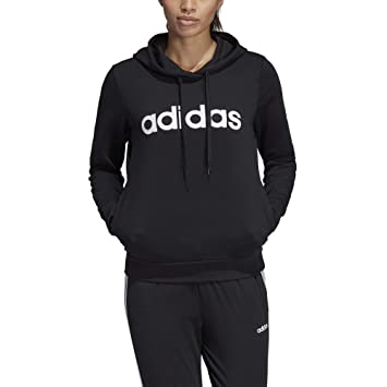 d75fd5ab1b adidas Essentials Linear Sweat à Capuche Femme: Amazon.fr: Sports et ...