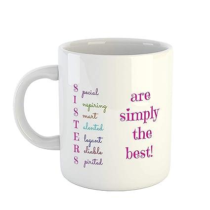 Buy IKraft Sister Meaning Mug