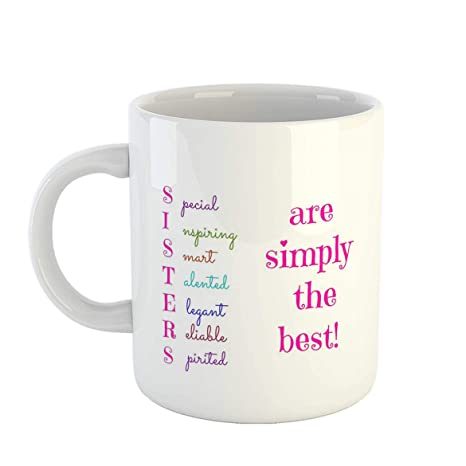 Buy IKraft Sister Meaning Mug