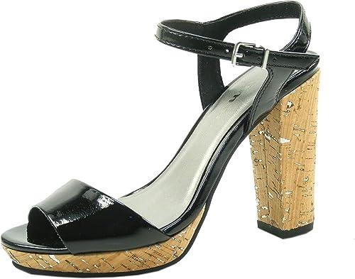 Tamaris Schuhe 1 1 28002 38 Damen Sandaletten, Pumps, High Heels