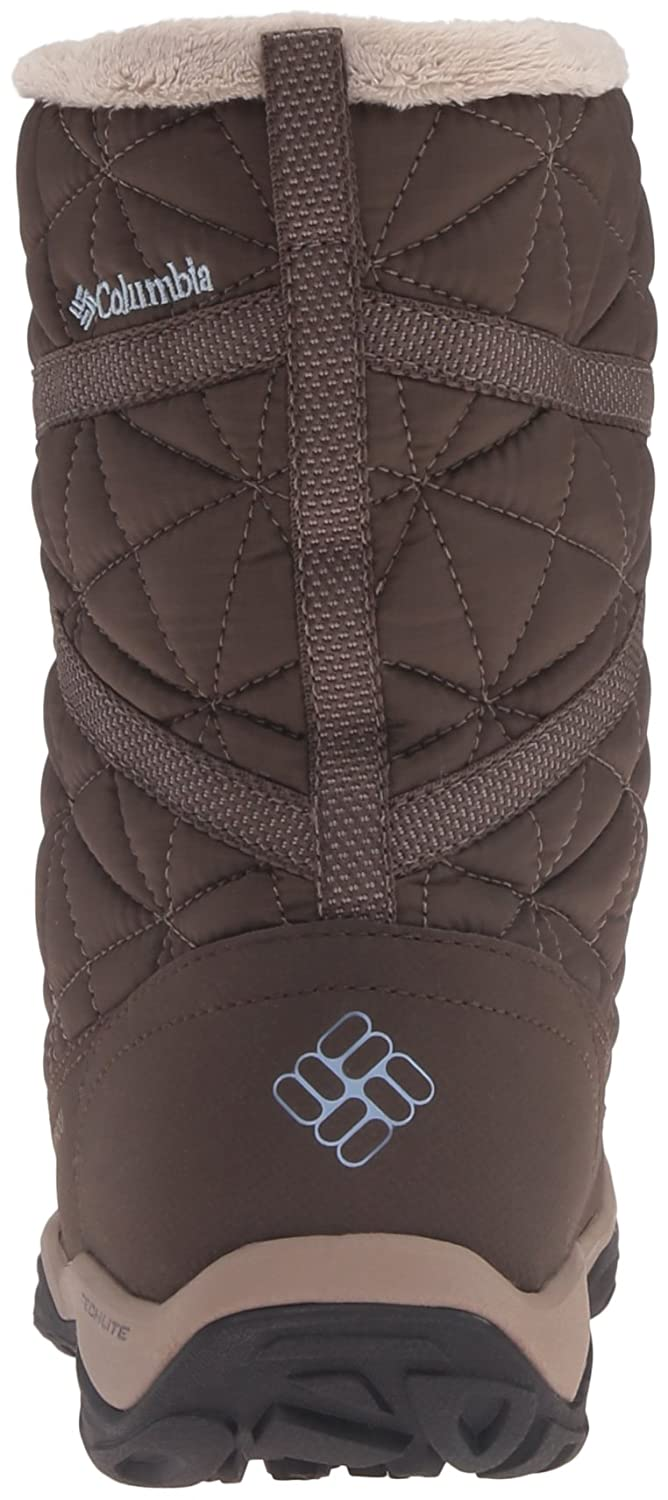 Columbia Women's Loveland Mid Omni-Heat Snow Boot B0183NWZYY 5.5 B(M) US|Mud/Dark Mirage