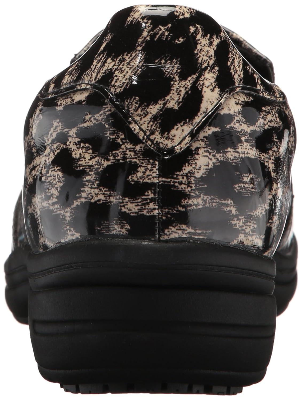 Easy Works 9 Women's Bind Health Care Professional Shoe B075M8GBZJ 9 Works W US|beige leopard c542d6