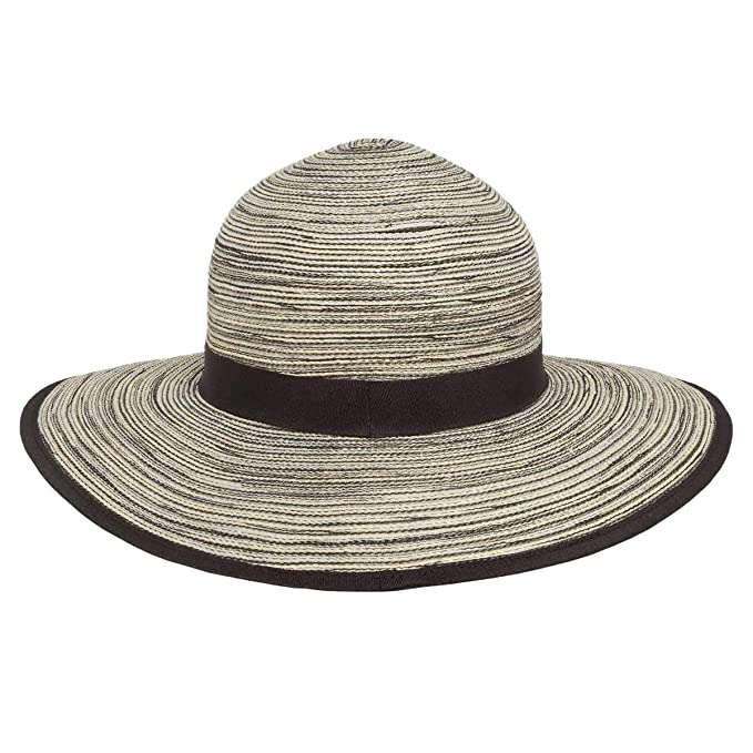 Solar Escapes UV Sierra Hat (ONE Size) (Black Pepper) at Amazon Women s  Clothing store  b95f031afdf0