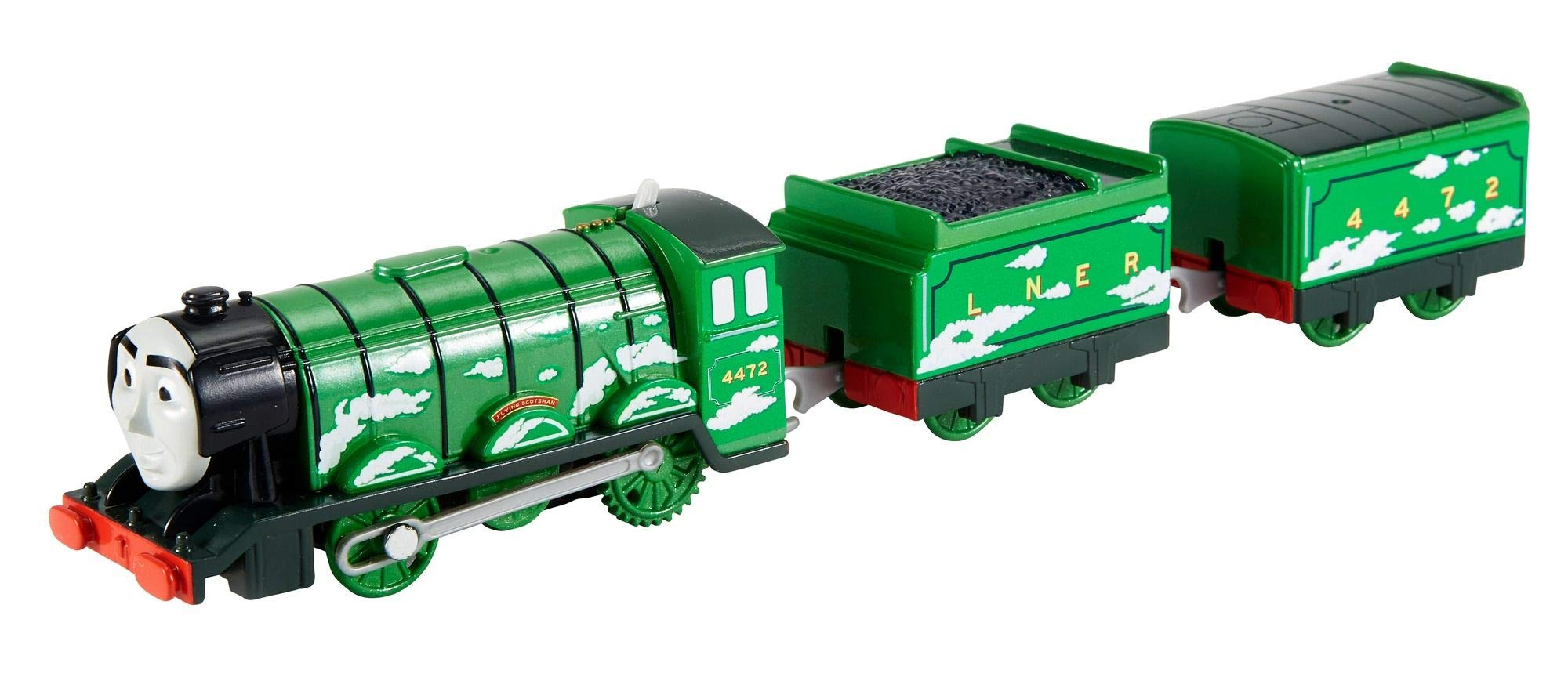 Fisher-Price Thomas & Friends TrackMaster, Flying Scotsman by Thomas & Friends