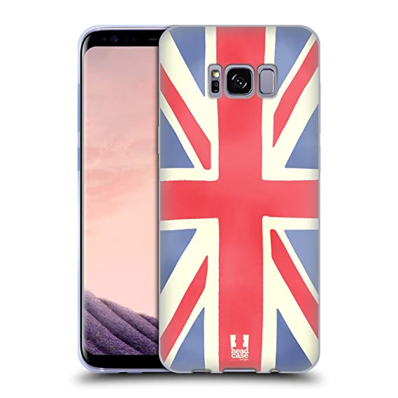 0fb62a2bd9 Image Unavailable. Image not available for. Color: Head Case Designs Union  Jack I Dream of ...