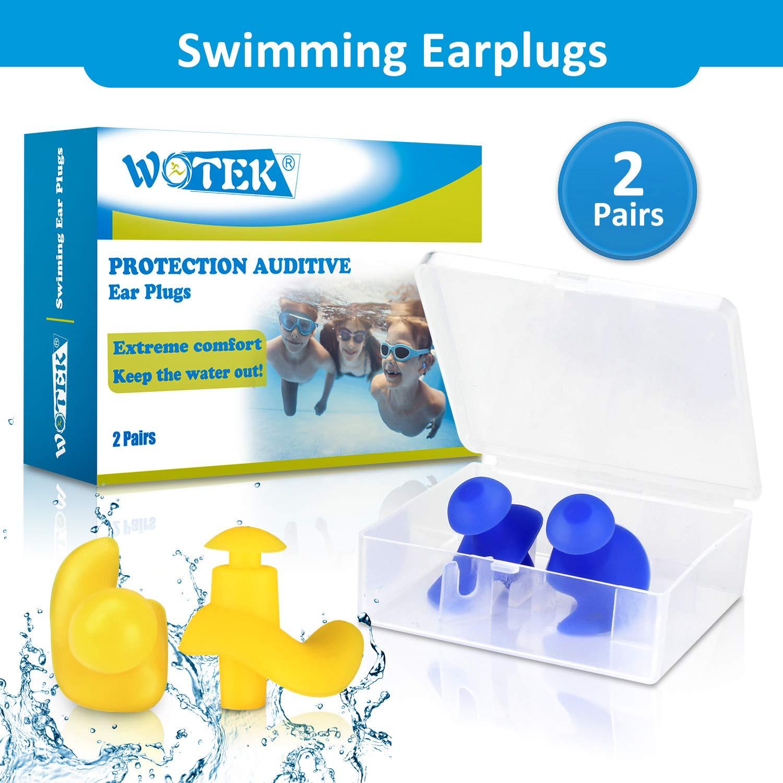 I piu votati nella categoria tappi per orecchie da nuoto for Tappi orecchie silicone per dormire