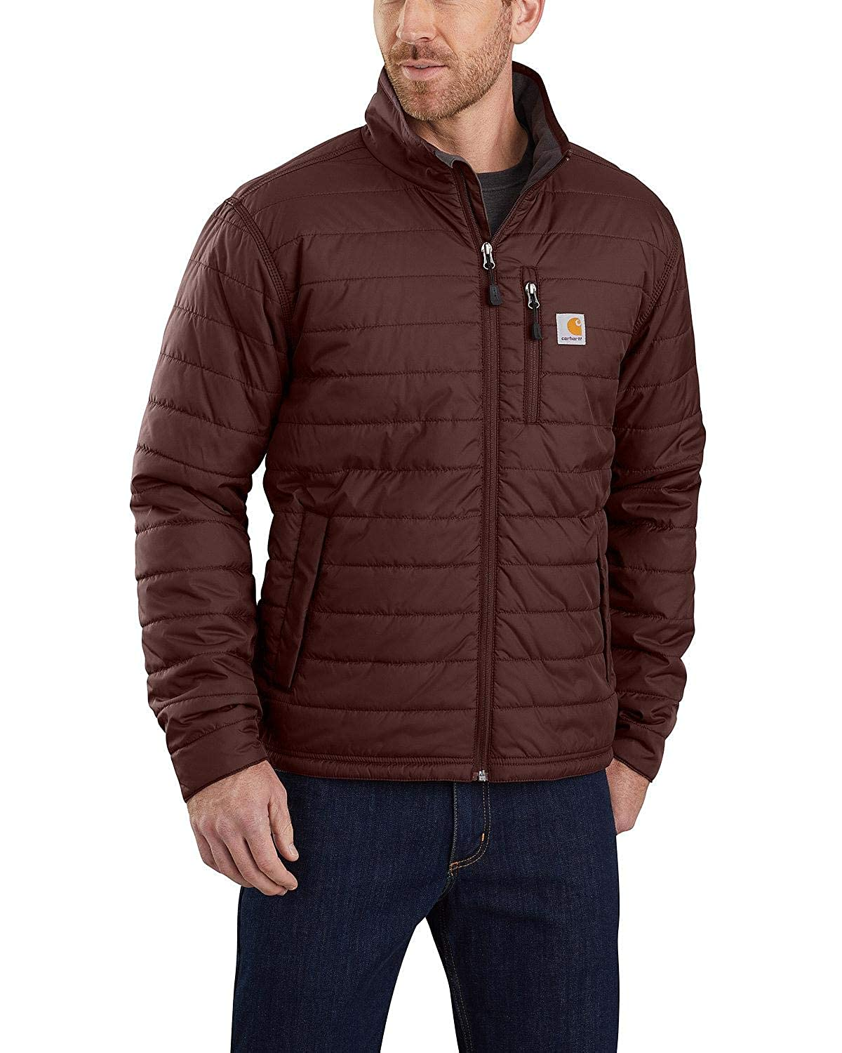 Carhartt Men Rain Jacket Gilliam