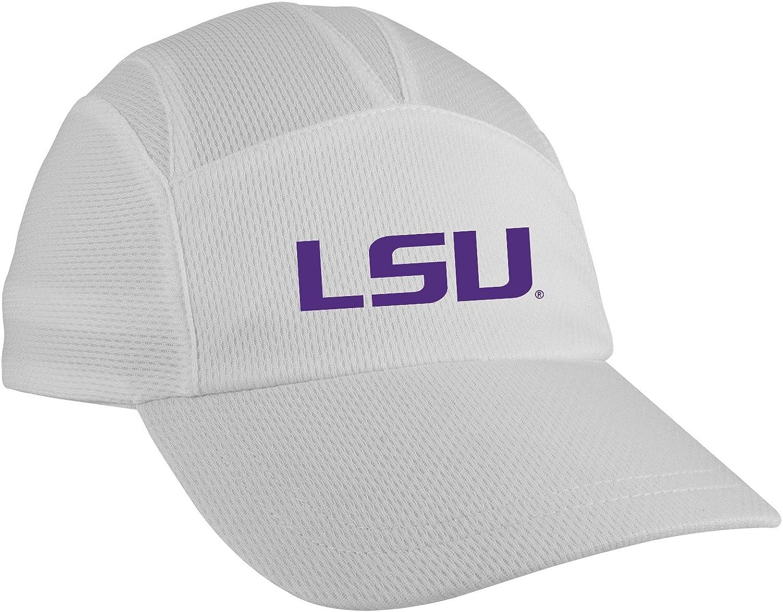 best value innovative design new high quality Amazon.com : NCAA LSU Tigers Go Hat, White : Sports Fan Baseball ...