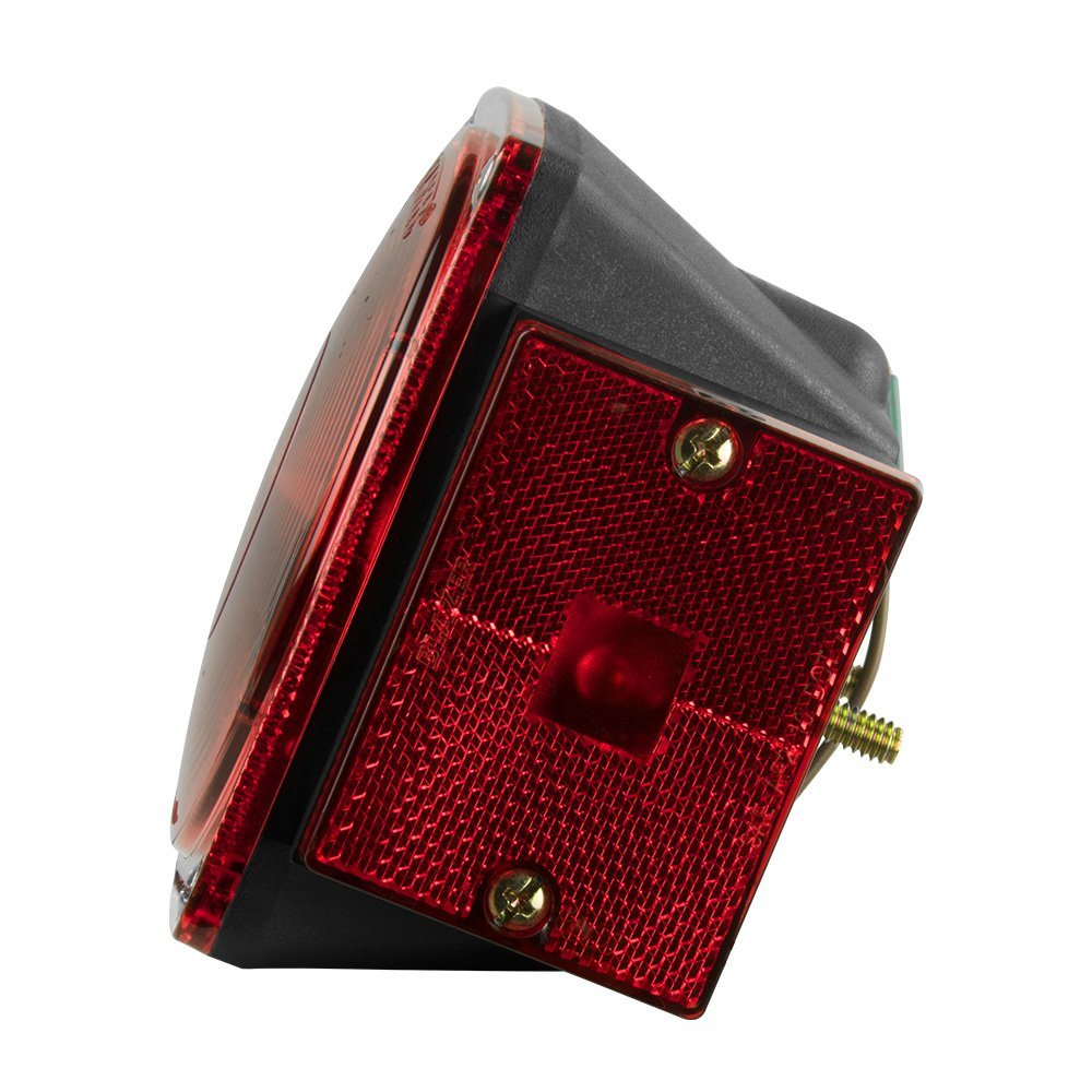 Blazer International Trailer /& Towing Accessories V440 Red Pack of 1 Combination Tail Light