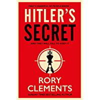 Hitler's Secret: The most explosive spy thriller of the year (English Edition)