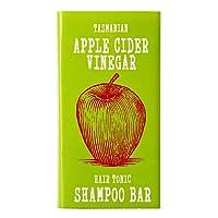 Beauty Bees Tasmanische Apfel Cider Hair Tonic Shampoo Bar