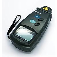 CyberTech De fotos digital Tacómetro láser sin contacto