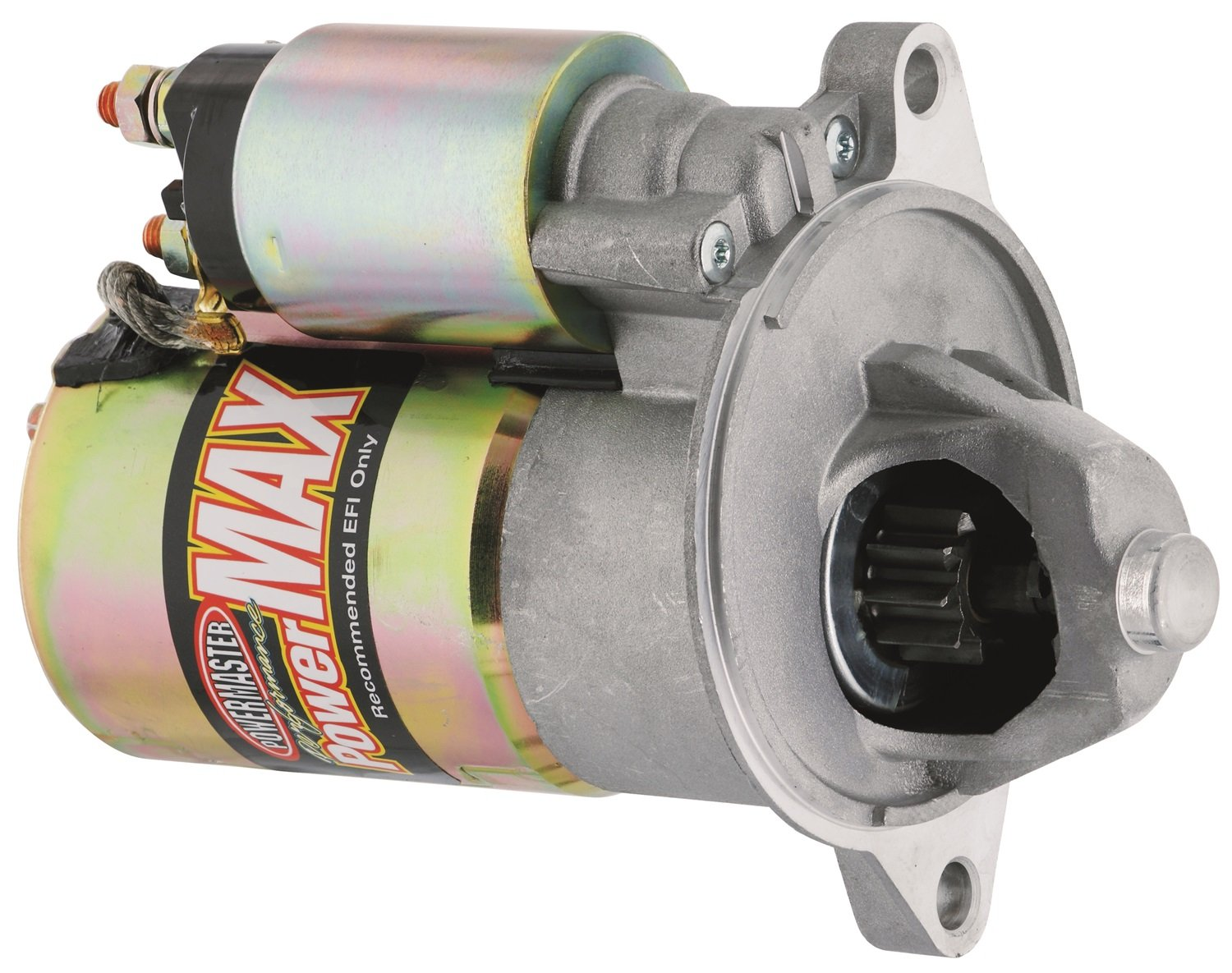 Powermaster 9162 Starter For Select Ford, 5-Speed Vehicles by Powermaster