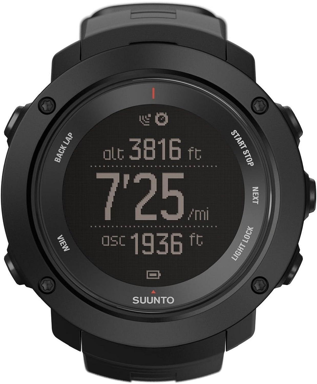 Suunto Unisex Armbanduhr Ambit 3 Vertical