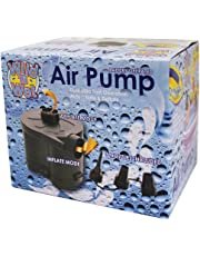 Guaranteed4Less Battery Operated Air Electric Pump Portable Inflate Deflate Camping Bed Mattress